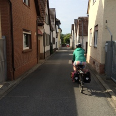 Our first days in Germany
