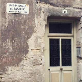 House of Louis Pasteur, Dole, France
