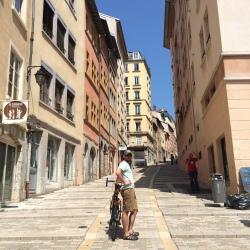 Le Grande Cote, Lyon