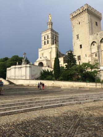 The Papal Palais, Avignon