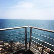 We have arrived - the Mediterranean Sea, Sete.