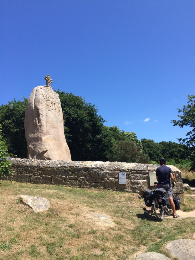 Breton monoliths
