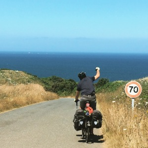 Up and down hills along the Atlantic Coast