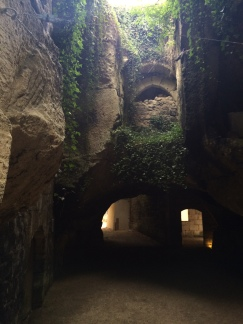 Troglodyte Dwellings, Loire River Valley