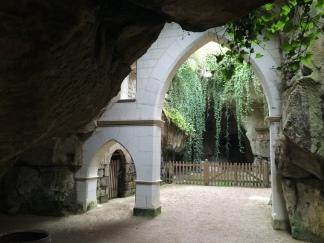 Troglodyte Dwellings, Loire River Valley