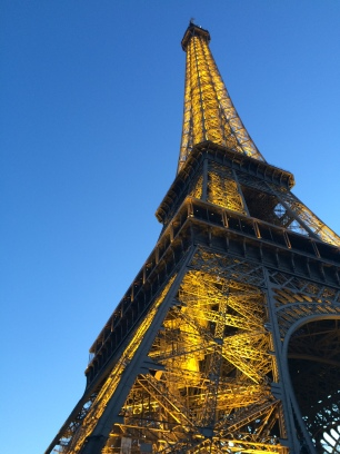 The many angles of the Eiffel Tower