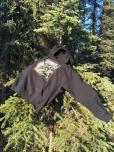 Adam's hoodie took a dunk (Ray Troll art)
