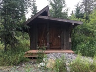 Fancy outhouses