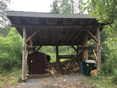 Fully stocked wood & kindling
