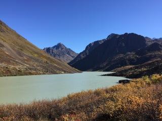 Eagle Lake (Glacier Fed)