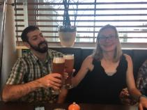 Prost! First beers in DE