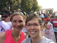 Marathon start line!
