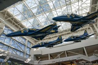 Blue Angels in flight!