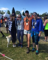 Team Salmon Run!